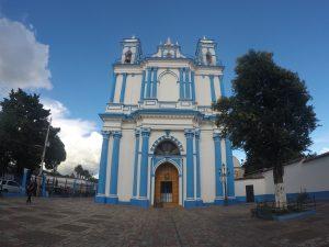 Cathédrale San Cristobal