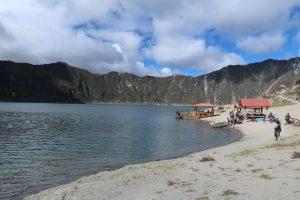 Lagune Quilotoa